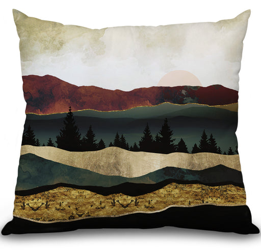 Early Autumn Pillow