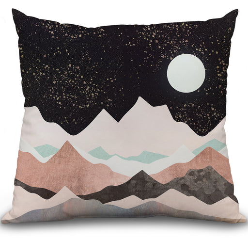 Midnight Stars Pillow