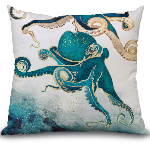 Underwater Dream V Pillow