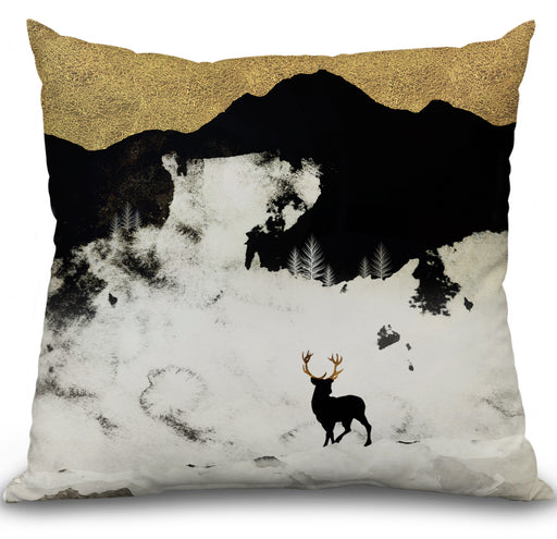 Winter Silence Pillow