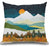 Winters Night Pillow