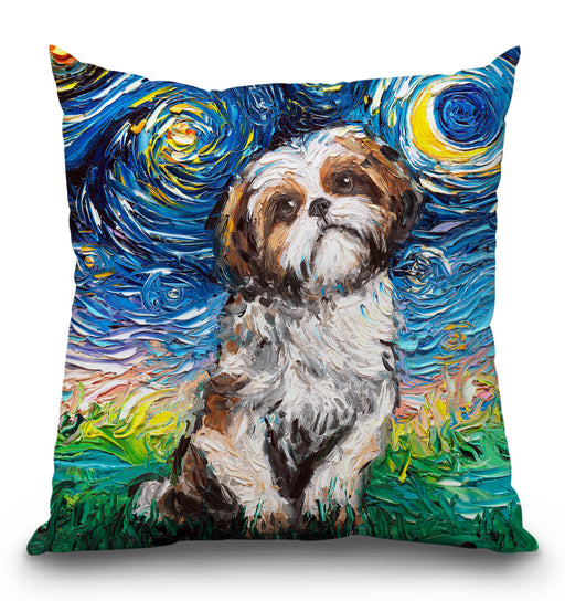 Shih Tzu Night Pillow