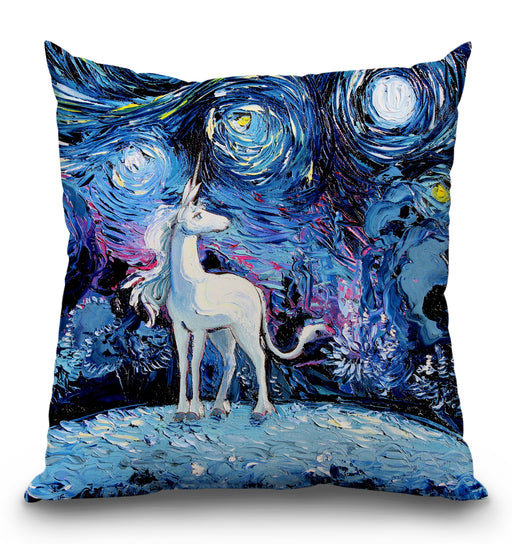 Van Gogh Never Saw the Last  Pillow