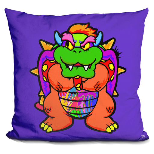 Bowser Pillow