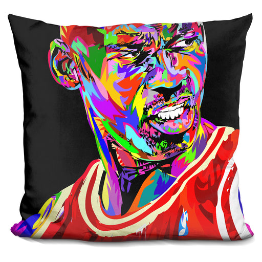 Jordan Portrait Drome Pillow
