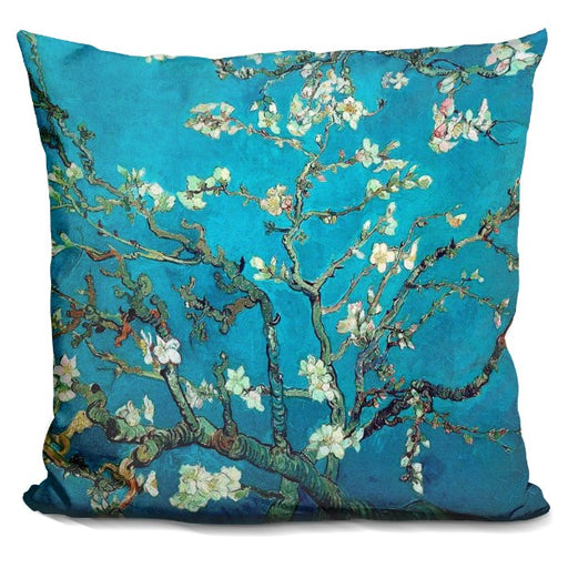 Almond Blossom Pillow