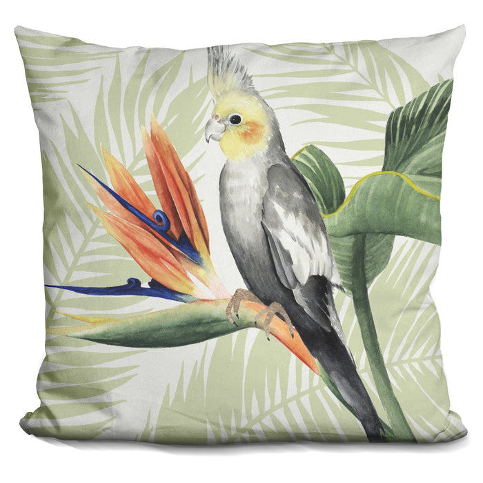 Avian Paradise I Pillow