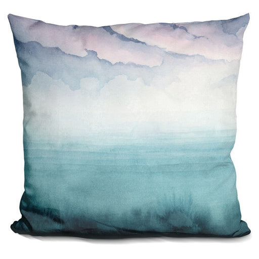 Dusk on the Bay Pillow