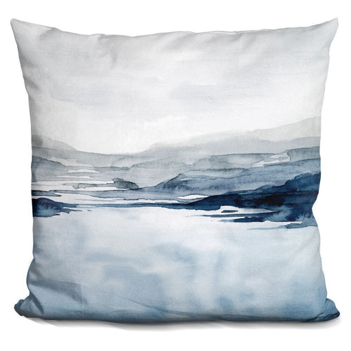 Faded Horizon Pillow