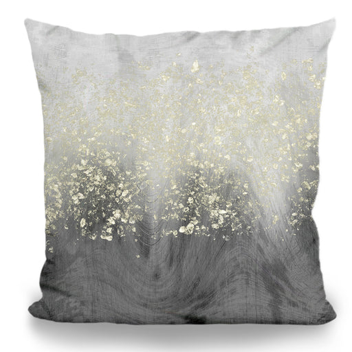 Glitter Swirl I Pillow