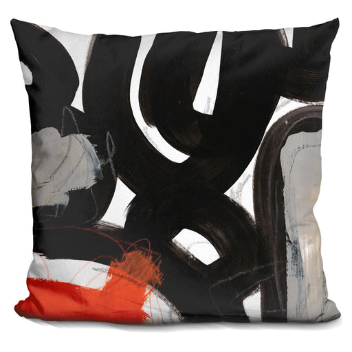 Chromatic Impulse Ii Pillow