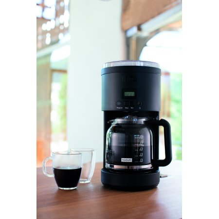 Bodum Bistro Programmable Coffee Maker 15 L 51 Ounce 12 Cup