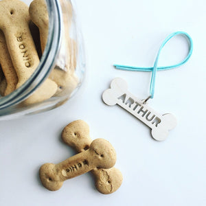 DOG TREAT JAR TAGS