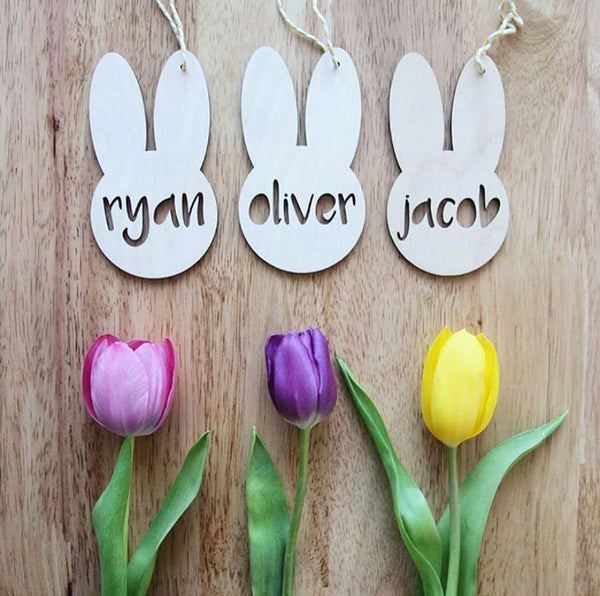 PERSONALISED BUNNY KEEPSAKE