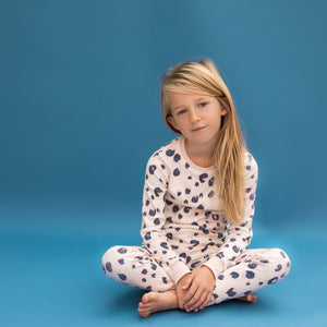 Soft Pink Animal Pyjama Set