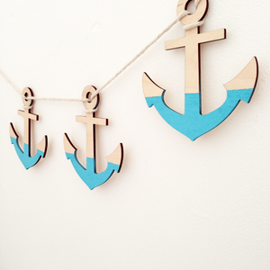 ANCHOR GARLAND