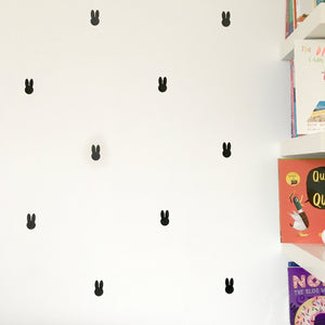 BUNNY WALL STICKERS