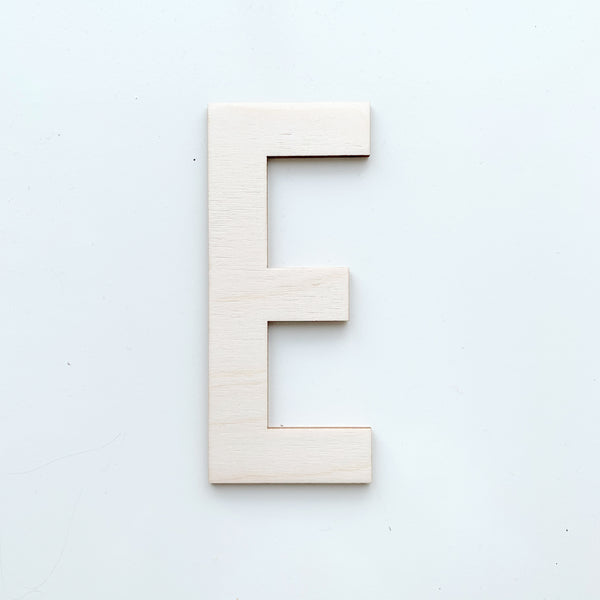 DISPLAY LETTERS