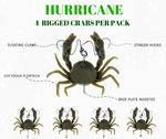 CRABS RIGGED