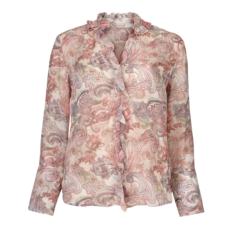 Printed shirt - BAZIS