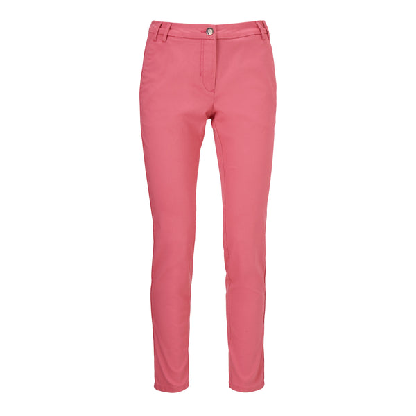 Coated stretch pants - BAZIS