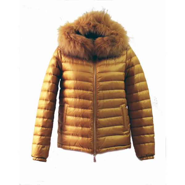 Down outdoor jacket. - BAZIS