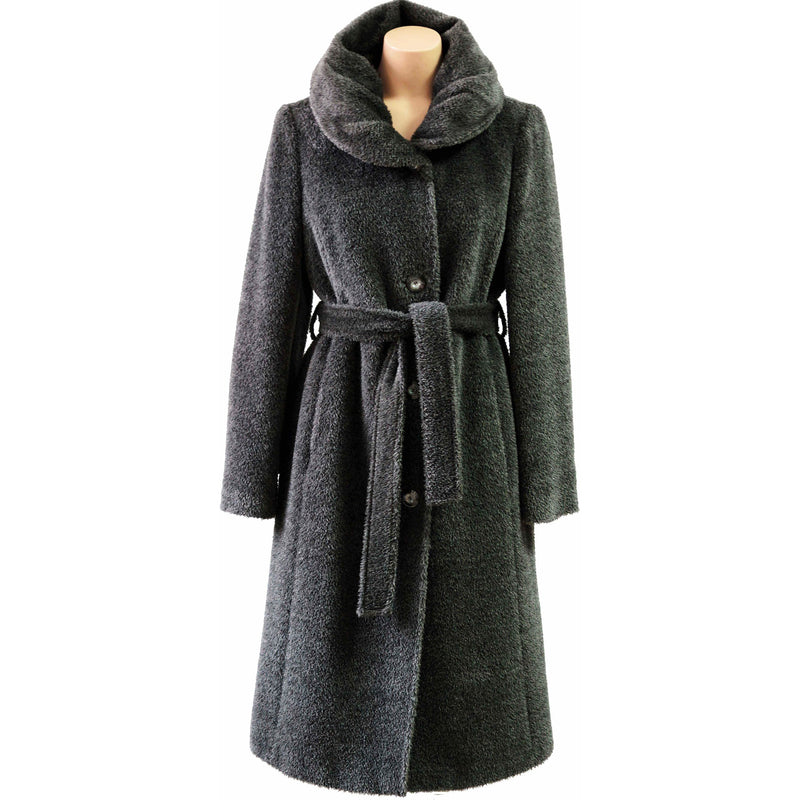 Very warm stylish coat - BAZIS