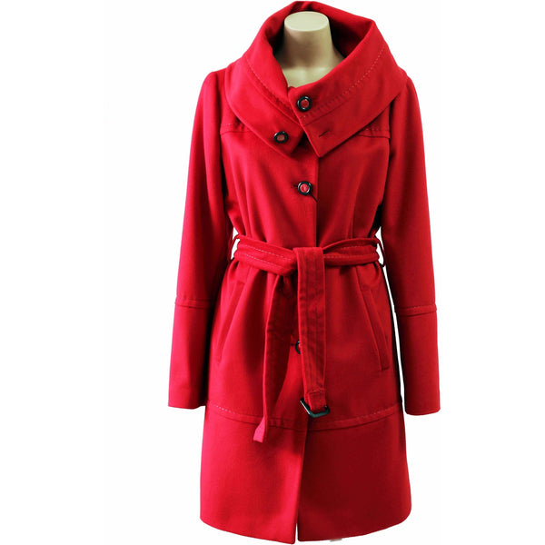 Red coat - BAZIS