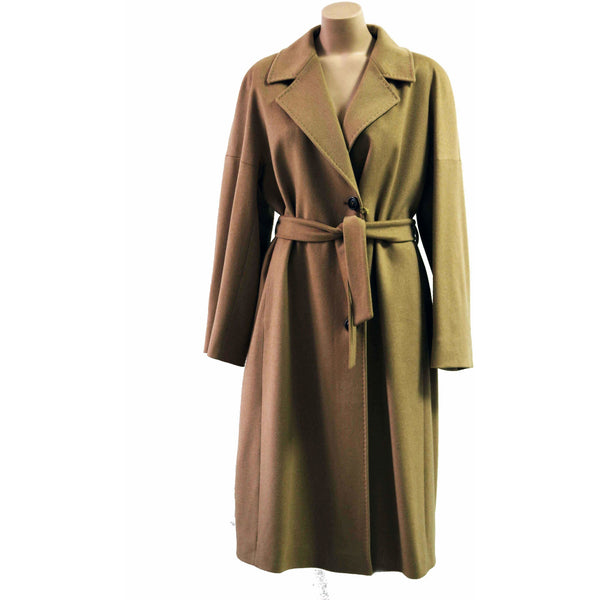 Classic long coat - BAZIS