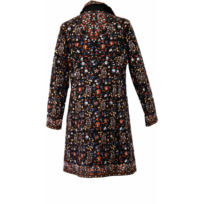 Embroidered special coat - BAZIS