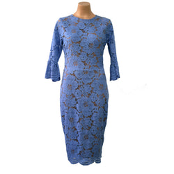 Lace dress - BAZIS