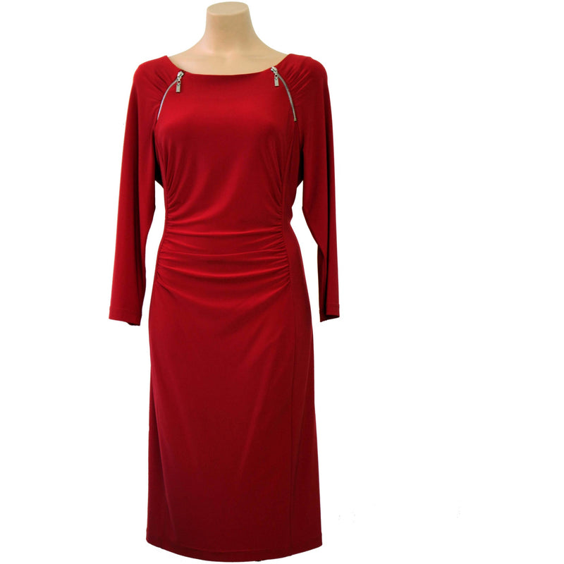 Red dress - BAZIS