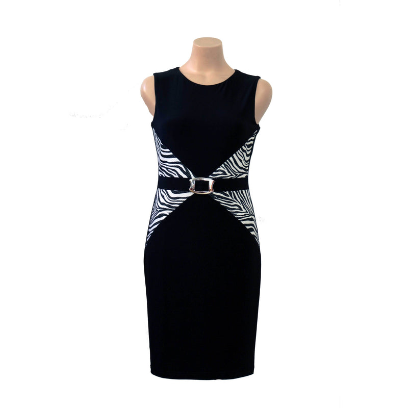 Sleeveless dress - BAZIS