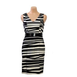 Zebra dress - BAZIS