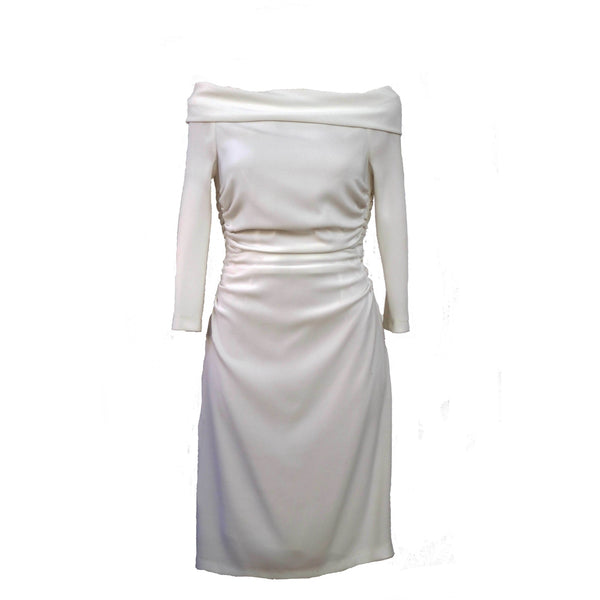 Special white dress - BAZIS