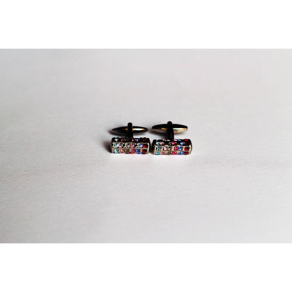 Multi color cufflinks - BAZIS