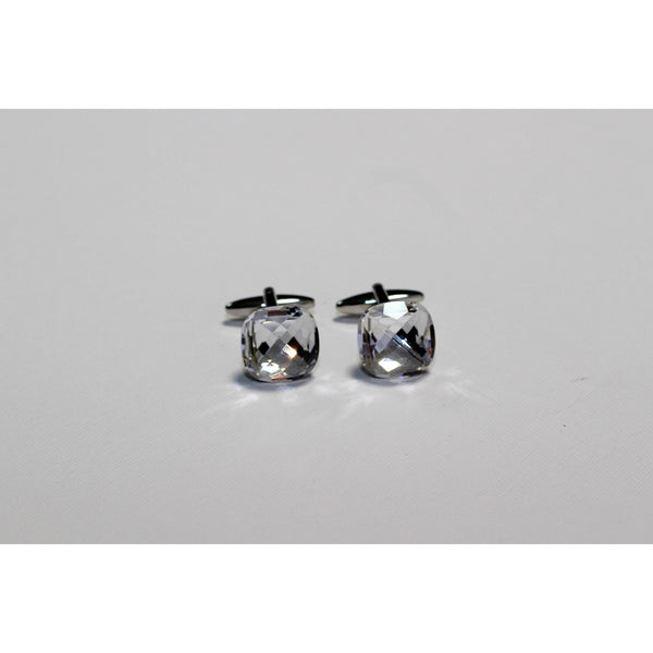 Crystal cufflinks - BAZIS