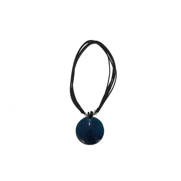 Blue necklace - BAZIS