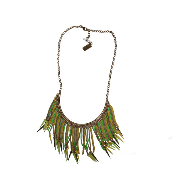 Funky style necklace - BAZIS