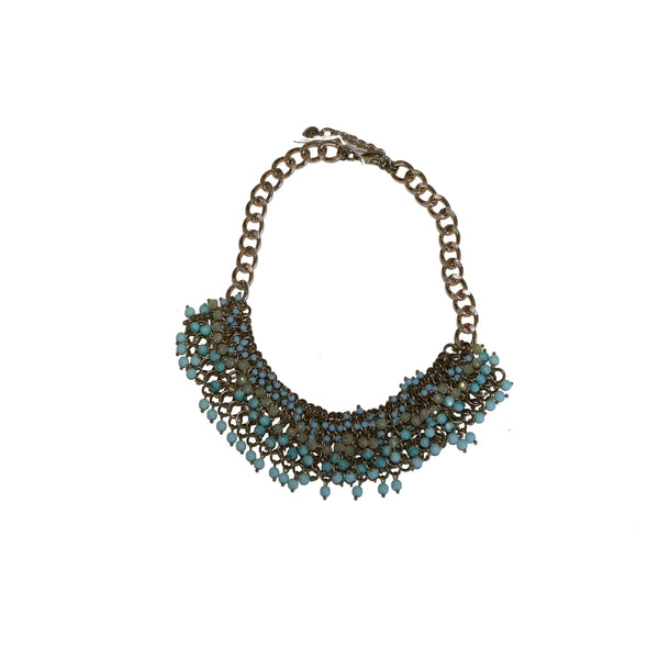 Gorgeous short necklace - BAZIS