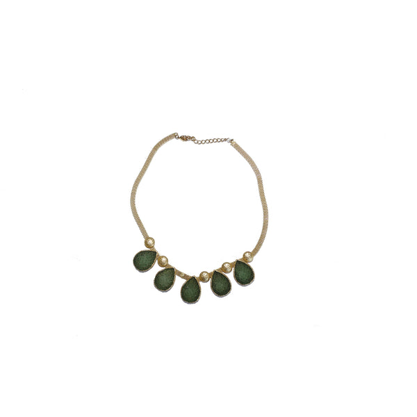 Short necklace - BAZIS