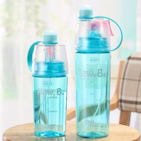 Mist Sprayer Water Bottle - Strong Store