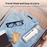Small Travel 4 in 1 Bottles Set - Strong Store