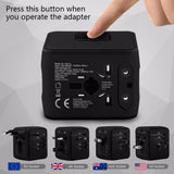 International Travel Adapter - Strong Store