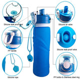 Collapsible Water Bottle - Strong Store