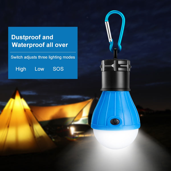 Nur Portable Tent Light Led - Strong Store