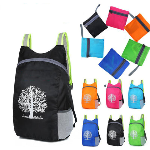 Folding Backpack - Strong Store