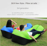 Inflatable Lounger Air Sofa - Strong Store