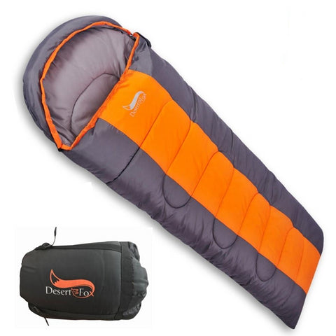 Desert & Fox Camping Sleeping Bag - Strong Store