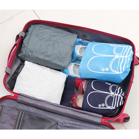 Travel Shoe Bag - Set 5 Pcs - Strong Store